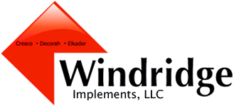 Windridge Implements LLC, with 3 locations to serve you in Iowa